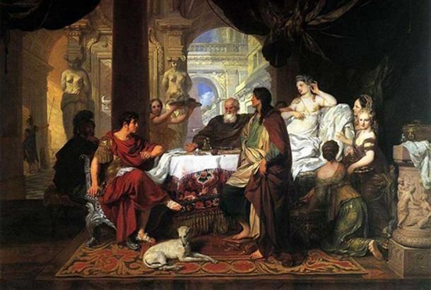 Miếng ăn tẩm đầy độc dược và số phận của những người nếm thức ăn thời cổ đại 4
