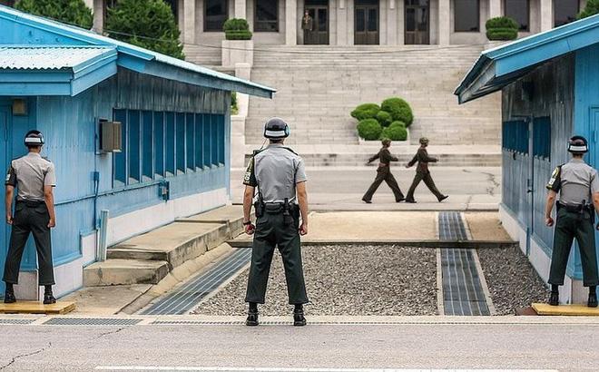 Hàn Quốc, Triều Tiên và Bộ Tư lệnh Liên Hợp Quốc lần đầu tiên tổ chức cuộc họp 3 bên về quân sự 1