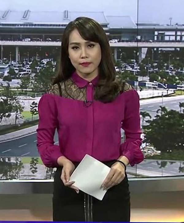 Loạt sự cố lộ nội y kém duyên của các BTV trên sóng truyền hình 1