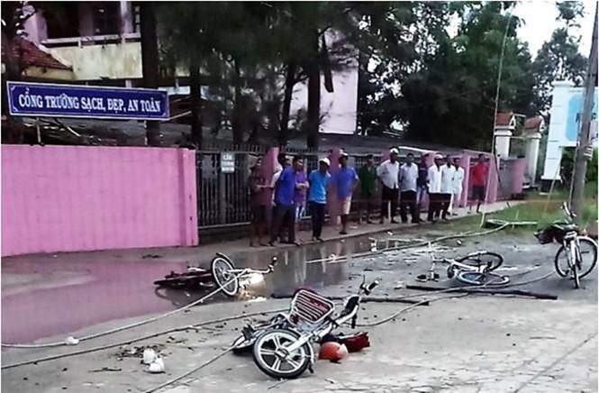 Vụ đứt dây điện gây chết người ở Long An: Phải khởi tố vụ án 1