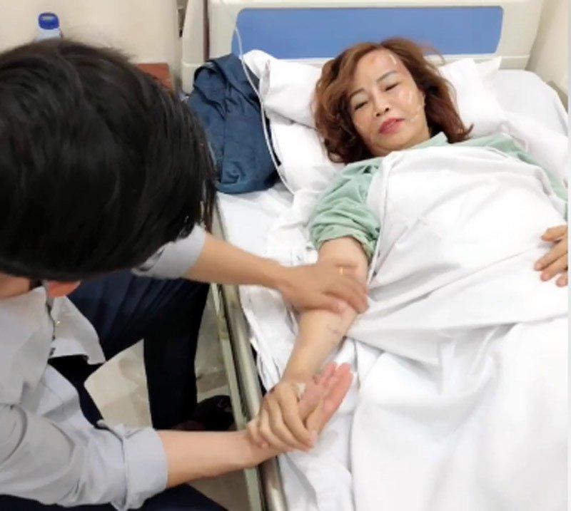 Cô dâu 62 tuổi phẫu thuật thẩm mỹ, dung nhan mới khiến cư dân mạng choáng 2