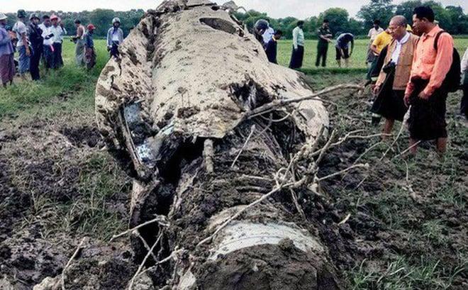 Myanmar: Rơi cùng lúc 2 chiến đấu cơ Trung Quốc sản xuất, 3 người chết 1