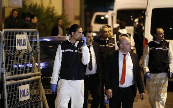 Tiết lộ thông tin sốc về nghi phạm sát hại nhà báo Khashoggi 1