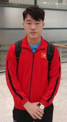 Vừa xuống sân bay, Xuân Trường chia sẻ cảm xúc đặc biệt trên báo Hàn Quốc 1