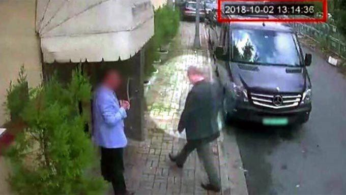 Thi thể nhà báo Khashoggi bị cắt thành từng mảnh gây chấn động 1