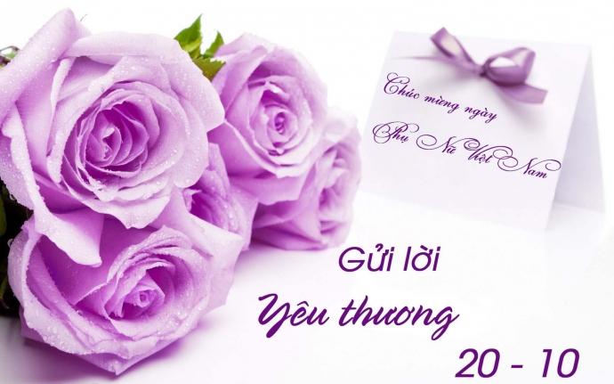 30 lời chúc ngày Phụ nữ Việt Nam 20/10 hay, ý nghĩa và độc đáo nhất 1