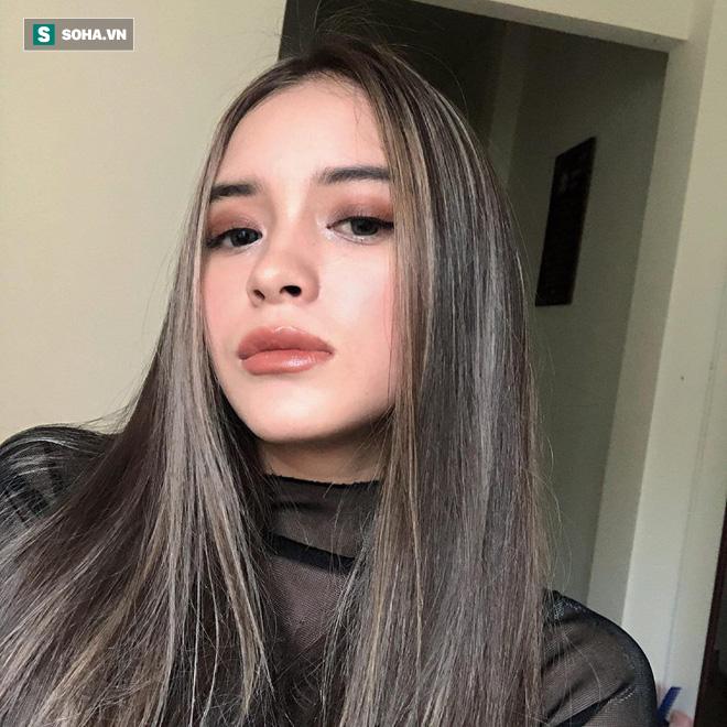 Nàng hot girl 18 tuổi lai Mỹ sở hữu nhan sắc hút hồn và thần thái khó ai bì kịp 5
