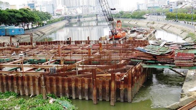 Sở Nông nghiệp TP. HCM lên tiếng về chất lượng thép của dự án chống ngập 10 nghìn tỷ 2