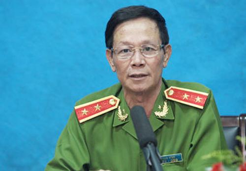 Xét xử cựu Trung tướng Phan Văn Vĩnh vào ngày 12/11 1