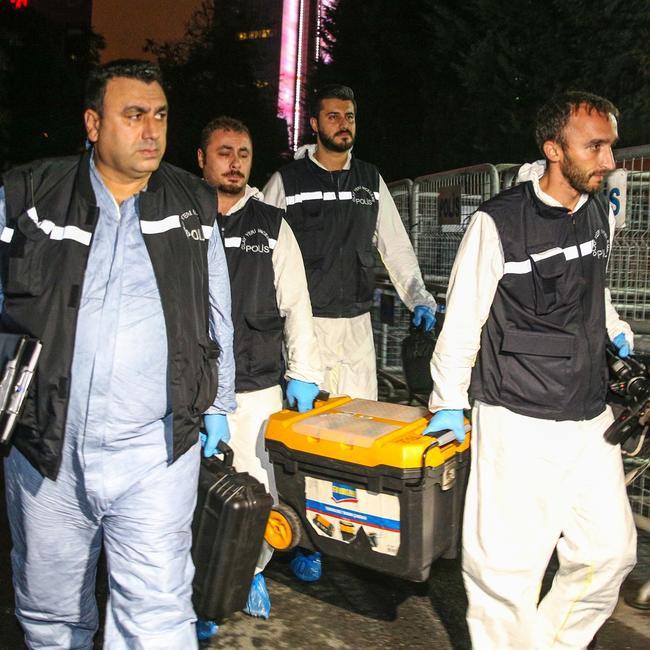 Nghi phạm vụ hành quyết nhà báo Khashoggi tử vong trong tai nạn bí ẩn sau khi trở về Saudi 2