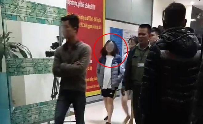 Vụ bé sơ sinh bị rơi ở chung cư Linh Đàm: