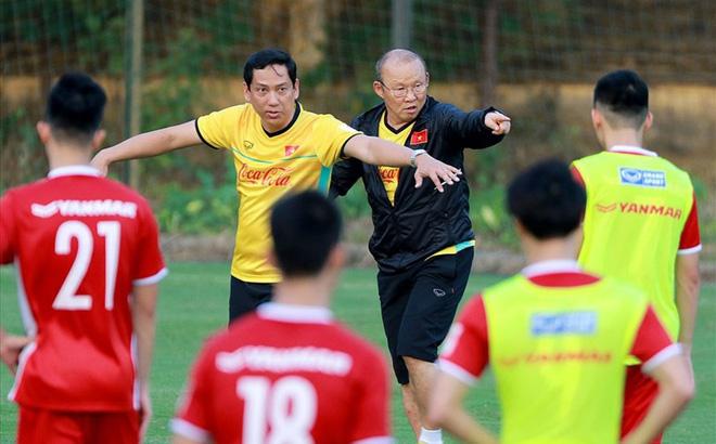 Thống kê 'sốc' về đội tuyển Việt Nam dưới thời HLV Park Hang-seo 1