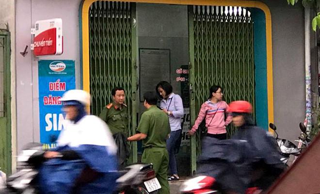 TP. HCM: Trộm bê két sắt của cửa hàng viễn thông, tiện tay 'vặt' luôn camera 1