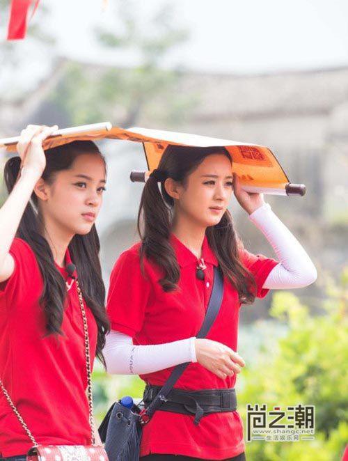 'Mất lòng' với nửa làng giải trí, đám cưới của Triệu Lệ Dĩnh - Phùng Thiệu Phong liệu còn có những ai tới tham dự? 15