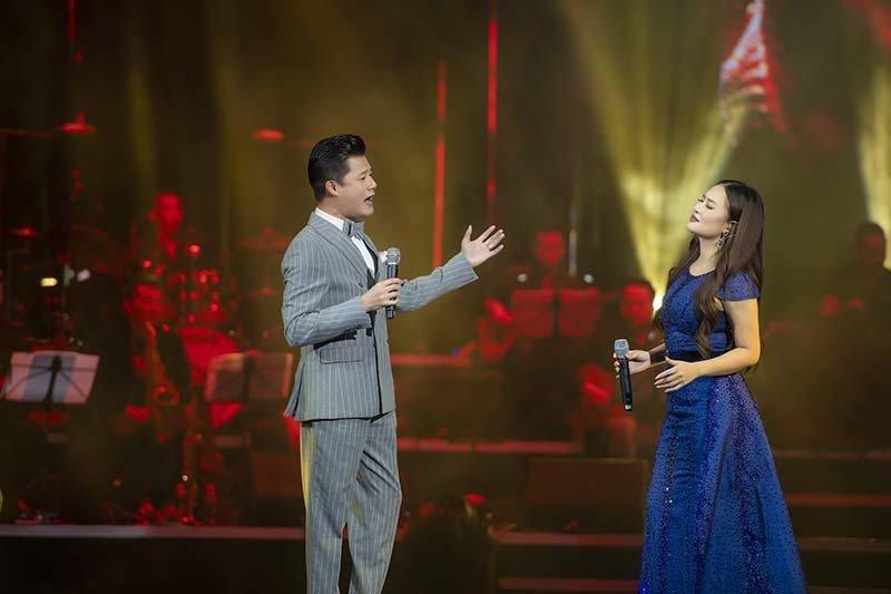 Đêm tình nhân 5: MC Nguyễn Cao Kỳ Duyên lần đầu tiết lộ gout chọn đàn ông 2
