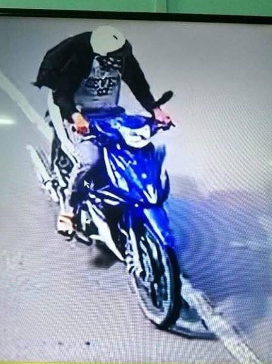 Camera hé lộ hình ảnh nghi phạm sát hại nữ chủ quán cà phê cướp tài sản 3