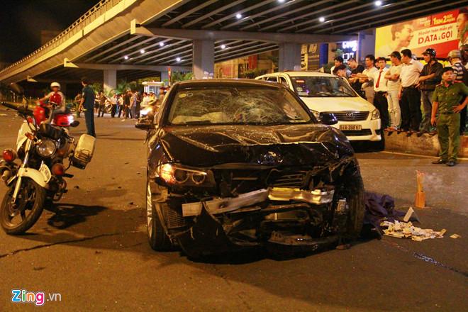 Nữ tài xế BMW gây tai nạn liên hoàn ở TP HCM có nồng độ cồn gấp 4 lần quy định 1
