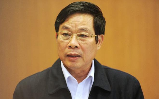 Xóa tư cách nguyên Bộ trưởng Thông tin và Truyền thông Nguyễn Bắc Son 1