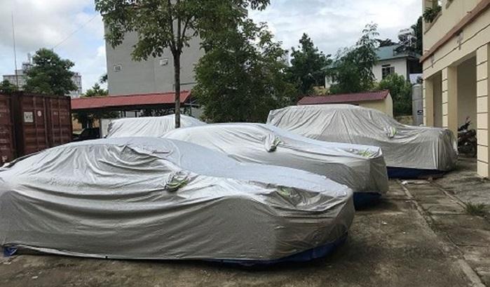 Vụ 4 siêu xe bỏ rơi bên đường ở Bắc Kạn: Đã xác định được chủ nhân? 1