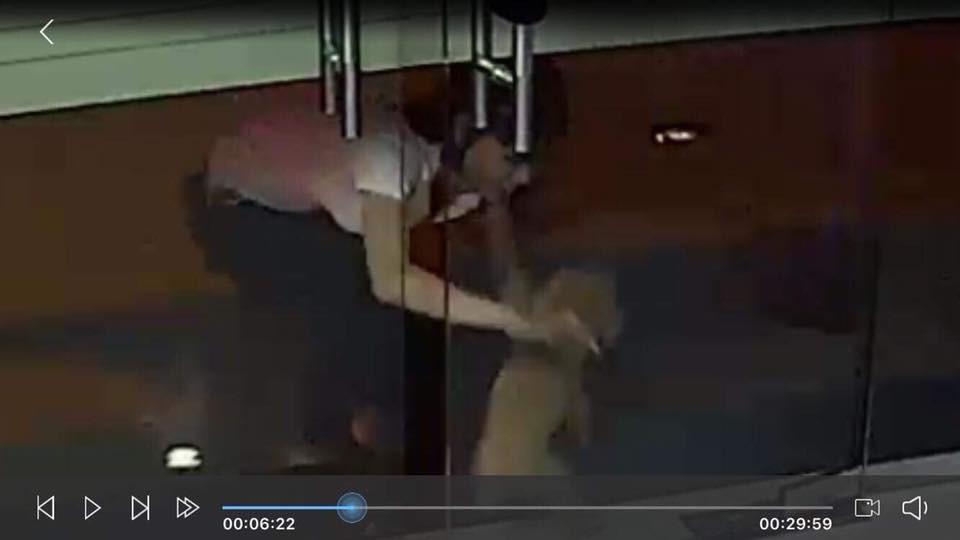 Clip cặp đôi trẻ thản nhiên dừng trước cửa rồi bế trộm chó đi như nhà không chủ ở Sài Gòn 1