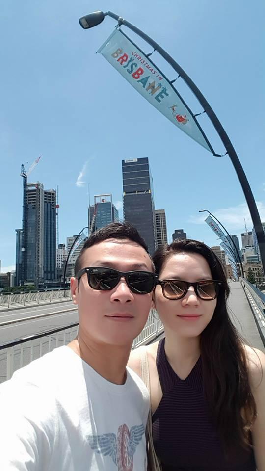 Cô vợ lai Pháp kém 14 tuổi của MC Anh Tuấn: Xinh đẹp, sang chảnh,  đi khắp thế giới 5