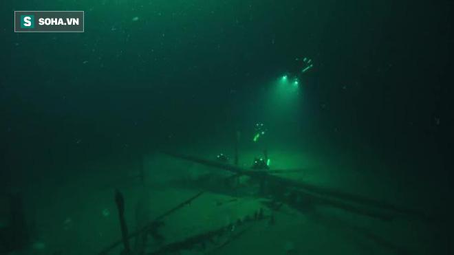 Thám hiểm 'vùng chết' sâu 2.000m ở Biển Đen, phát hiện xác tàu cổ nhất trong lịch sử 6
