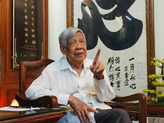 Ông Lê Khả Phiêu: Tổng Bí thư làm Chủ tịch nước, phòng chống tham nhũng sẽ đẩy mạnh hơn 1