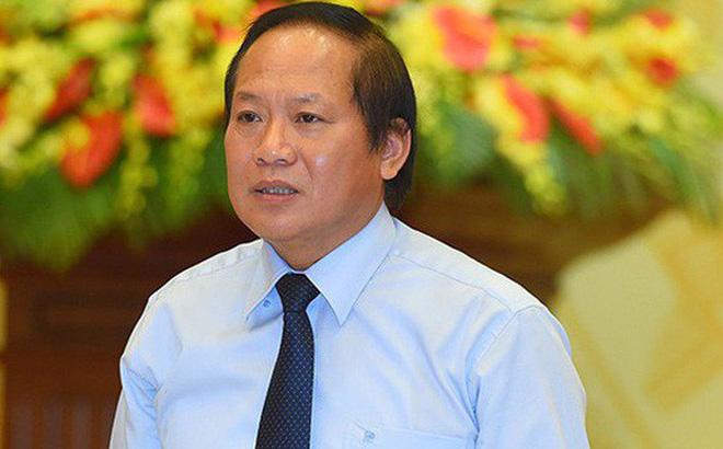 Thủ tướng trình đề nghị miễn nhiệm chức Bộ trưởng của ông Trương Minh Tuấn 1