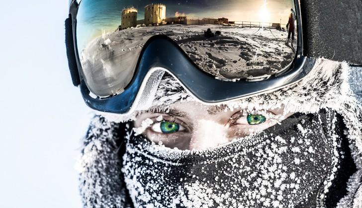 Cuộc sống đảo lộn ở Nam Cực: vi khuẩn cũng