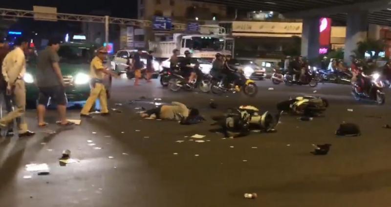 Khởi tố, bắt tạm giam nữ tài xế lái BMW gây tai nạn ở ngã tư Hàng Xanh 1