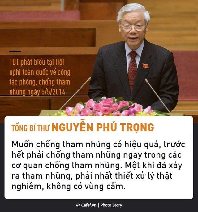 Tổng Bí thư Nguyễn Phú Trọng và những câu nói nổi tiếng về chống tham nhũng 2