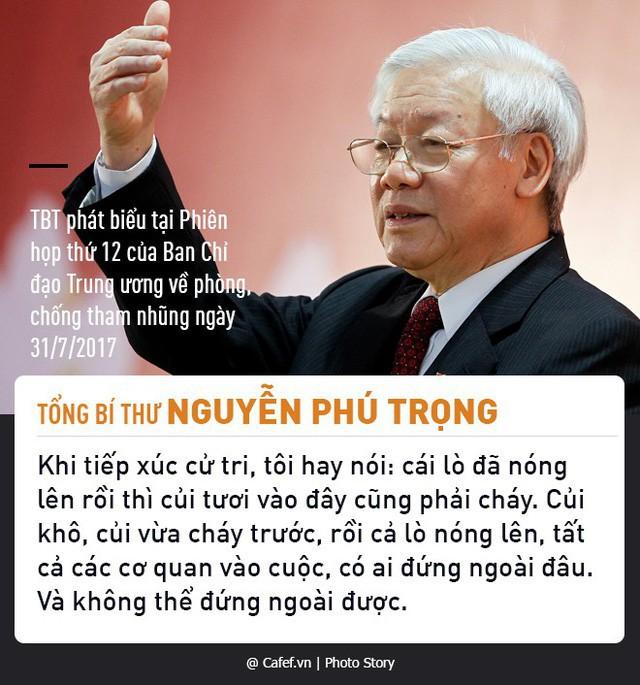 Tổng Bí thư Nguyễn Phú Trọng và những câu nói nổi tiếng về chống tham nhũng 3