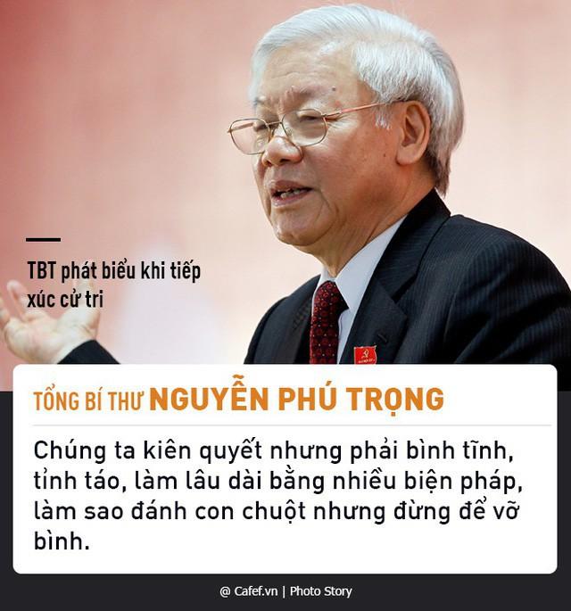Tổng Bí thư Nguyễn Phú Trọng và những câu nói nổi tiếng về chống tham nhũng 4
