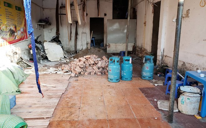 Tiếc căn nhà bị ngân hàng tịch thu bán cho người khác, chủ cũ mở van bình gas định đốt 1