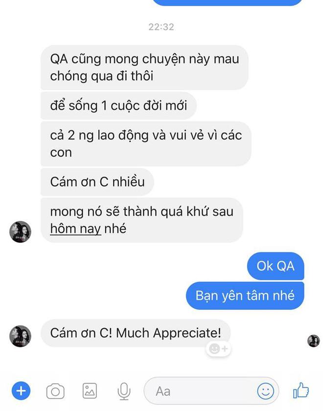 Lộ bản ghi âm Phạm Quỳnh Anh thừa nhận Quang Huy có người thứ 3 khi chưa ly hôn 2