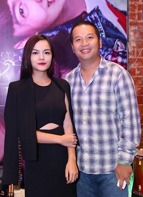 Đạo diễn Quang Huy nói gì sau lời xác nhận chồng 'có mối quan hệ khác' của Phạm Quỳnh Anh? 2