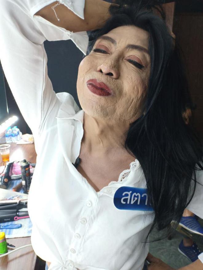 Hình ảnh Hot girl mặt nhàu đình đám MXH Thái Lan đi tân trang nhan sắc và kết quả không khả quan cho lắm số 4