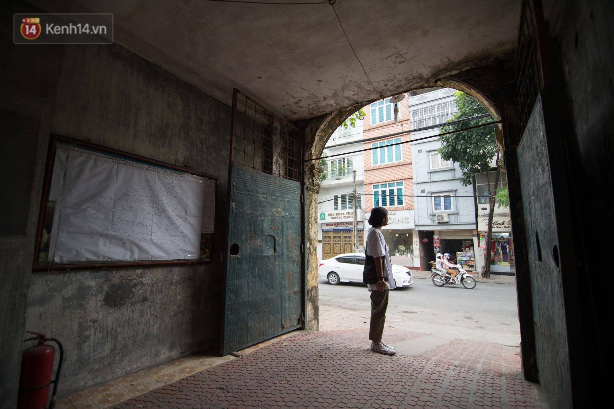 Chuyện về một con phố có nhiều cổng làng nhất Hà Nội: Đưa chân qua cổng phải tôn trọng nếp làng 5