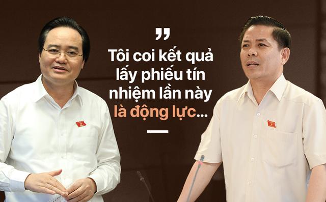 Đây chưa phải kỳ thi sát hạch ngặt nghèo nhất của bộ trưởng Nhạ, bộ trưởng Thể 1