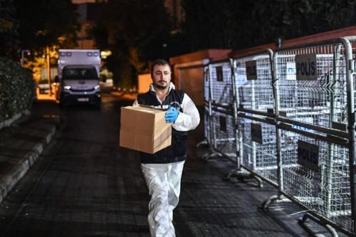 Thi thể nhà báo Jamal Khashoggi bị chia làm 3 phần, nhét trong vali ném xuống giếng 1