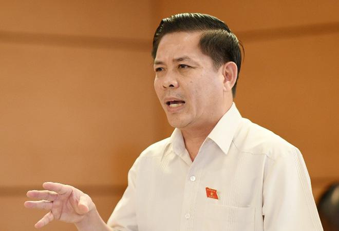 Đại biểu lý giải việc Bộ trưởng Nhạ, Bộ trưởng Thể có nhiều phiếu tín nhiệm thấp 1