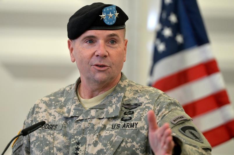 Hình ảnh Tướng Mỹ cảnh báo: Chiến tranh với Trung Quốc rất có thể xảy ra số 2