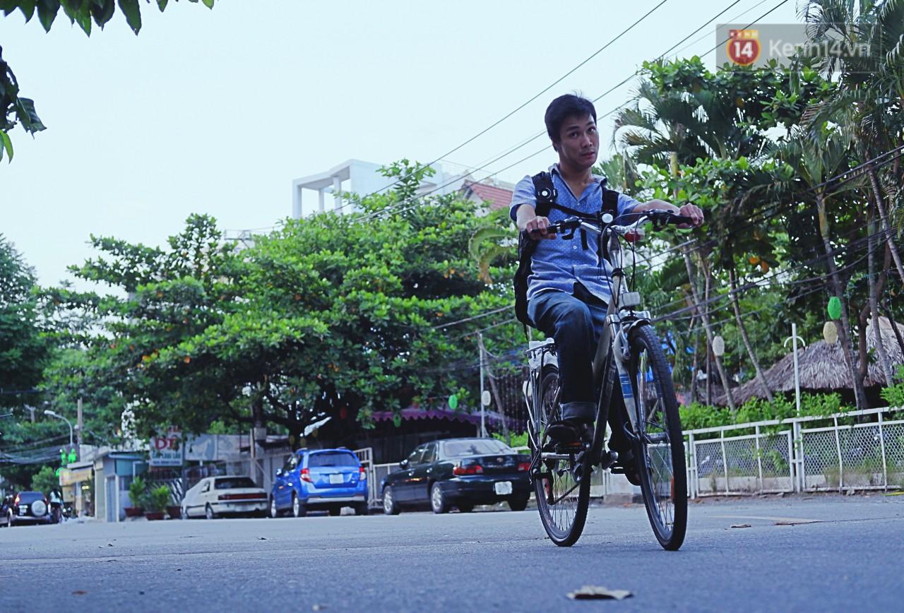 Chàng nhiếp ảnh bại não ở Sài Gòn từng bị trường cấp 2 từ chối: 'Nhiều người hỏi mình đi học làm gì, lớn lên ai mà mướn?' 6