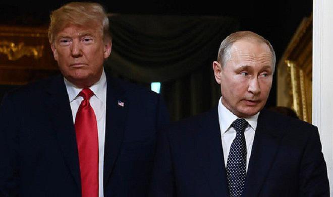 Thế chiến III sẽ bùng nổ từ ngón tay của Tổng thống Mỹ Donald Trump? - Ảnh 1.