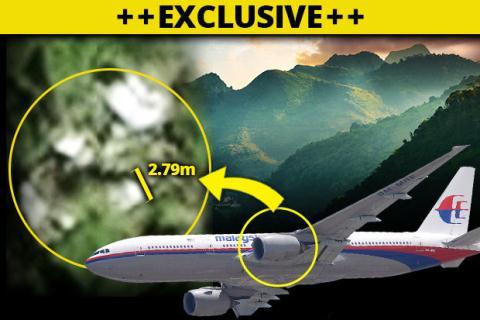 Phát hiện mới nhất về những hình ảnh của máy bay MH370 trong rừng Campuchia 1