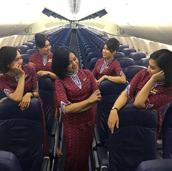 Bức ảnh Instagram cuối cùng với caption đầy ám ảnh của nữ tiếp viên Lion Air trước khi lên chuyến bay định mệnh 3