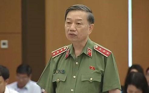 Bộ trưởng Công an: Chưa có kết luận vụ gian lận điểm thi THPT 1