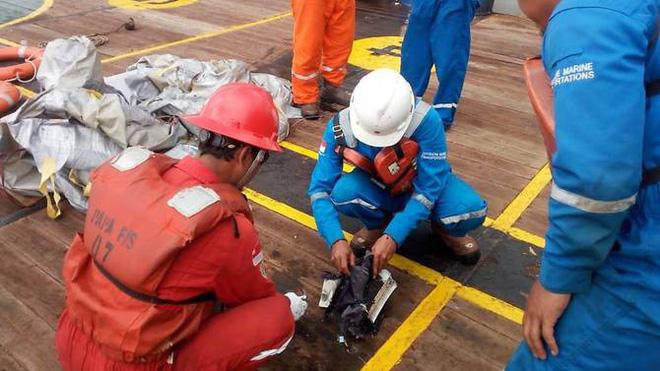 Đại sứ quán Việt Nam xác minh thông tin người Việt trong vụ rơi máy bay ở Indonesia 1