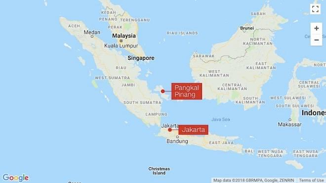 Đại sứ quán Việt Nam xác minh thông tin người Việt trong vụ rơi máy bay ở Indonesia 2