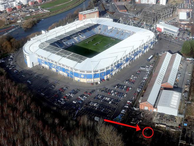 Vụ trực thăng ở Leicester: